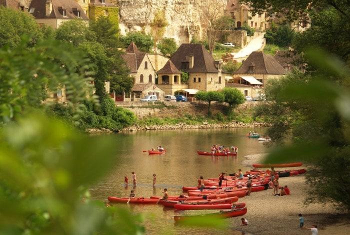camping-3-etoiles-dordogne-perigord-le-daguet-canoe-camping-dordogne