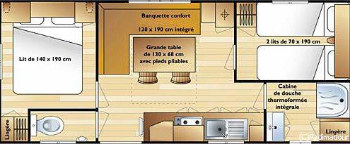plan-inerieur-mobil-home-panorama-camping-le-daguet